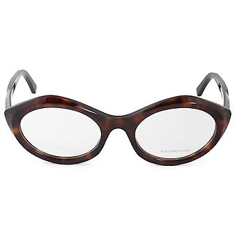 Balenciaga BA 5078 054 52 Oval Cat Eye Eyeglasses Frames