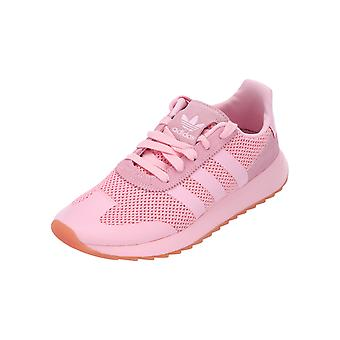adidas Originals Flashback Turn Shoes Women Sneakers Pink Pink Sport NEW OVP