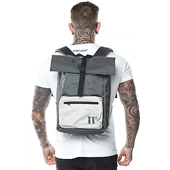 11 Grad Hit Rolltop Back Pack - Smoke & Pearl Green