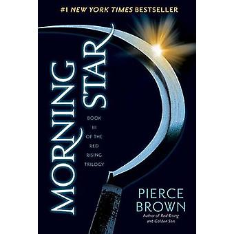 Morning Star by Pierce Brown - 9780345539861 Book