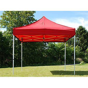 Namiot Ekspresowy FleXtents Easy up pavillon PRO Telthal 4x4m Czerwony