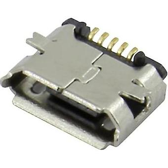 N/A Socket, horizontal mount 207A-BBA0-R Attend Content: 1