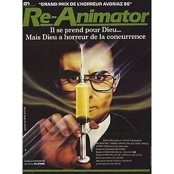 Re-Animator Movie Poster (11 x 17)