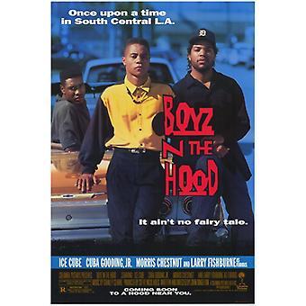 Boyz N the Hood Movie Poster Print (27 x 40)