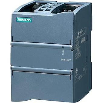Rail mounted PSU (DIN) Siemens SIMATIC S7-1200 PM 1207 24 Vdc 2.5 A 60 W 2 x