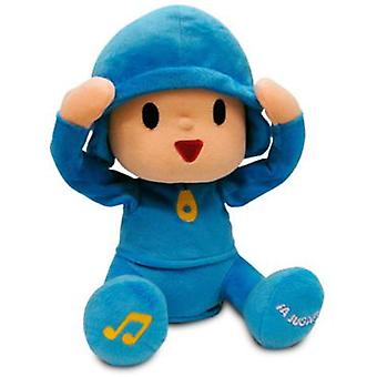 Bandai Pocoyo plays hide and seek (Giocattoli , Prescolare , Bambole Peluches)