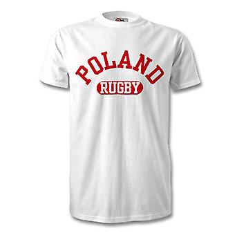 Poland Rugby T-Shirt