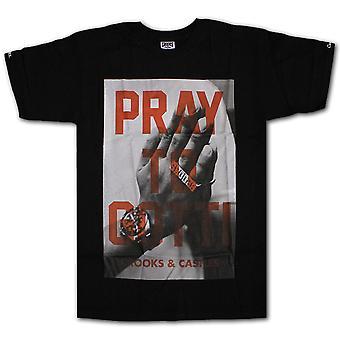 Oplichters & kastelen bidden tot Gotti T-Shirt zwart