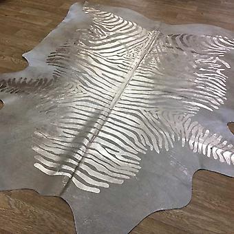 Teppiche - Zeb-tastisch Zebra Teppiche - Gold