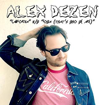 Alex Dezen - Californien/Iowa [Vinyl] USA importerer
