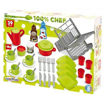 Smoby Cooking Set (Toys , Home And Professions , House , Kitchenware)
