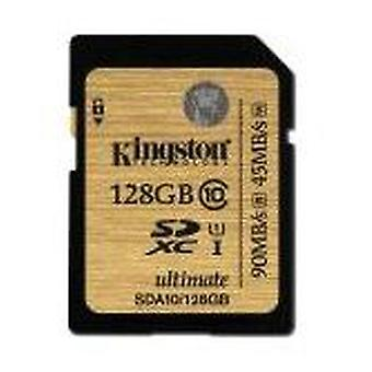 Kingston 128GB Class 10 SDXC memory (Home , Electronics , Storage , Memory Cards)