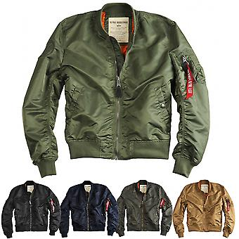 Alpha industries MA-1 giacca LW VF