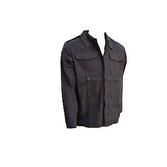New Moleskin Jacket Buttoned Coat