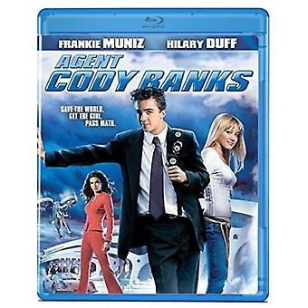 Agent Cody Banks [Blu-ray] USA import