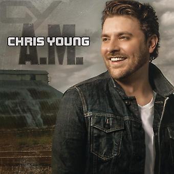 Chris Young - A.M. [CD] USA import