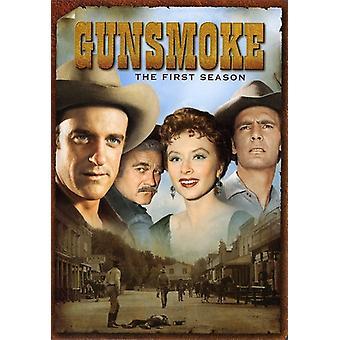 Gunsmoke - Gunsmoke: Première importation USA saison [DVD]
