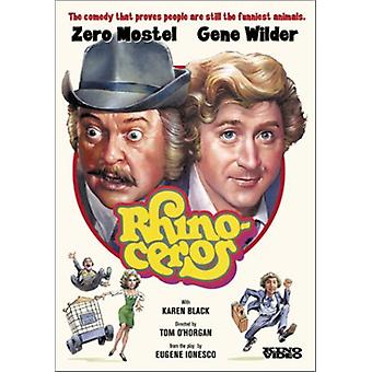 Rhinoceros [DVD] USA import