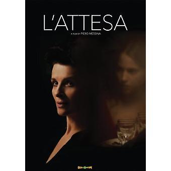 L'Attesa [DVD] USA importerer