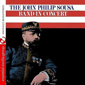 Philip, John Sousa Band - importação EUA In Concert [CD]