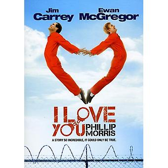 I Love You Phillip Morris [DVD] USA importation