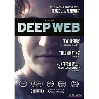 Deep Web [DVD] USA importerer