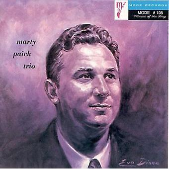 Marty Paich - Marty Paich Trio [CD] USA importerer