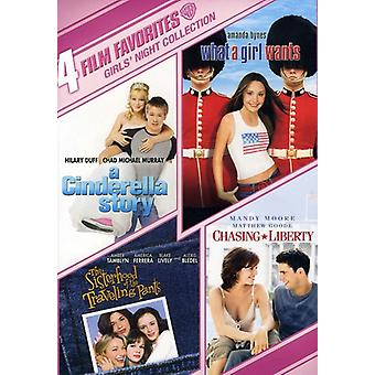 Girls Night [DVD] USA import