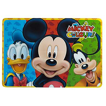 Bigbuy Placemats Mickey Colours (Home , Babies and Children , Eat , Kitchenware)