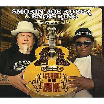 Smokin ' Kubek Joe Band - tæt på knogle-Unplugged [CD] USA importen