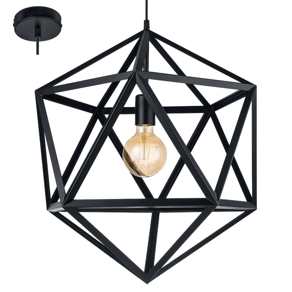 Eglo EMBLETON Open Cage Ceiling Pendant