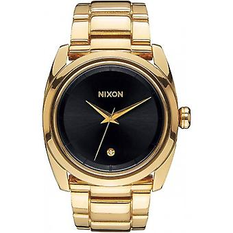 Nixon The Queenpin Watch - Gold/Black