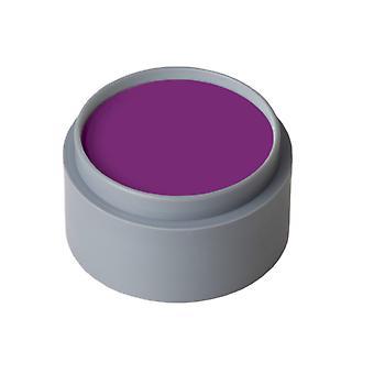 Fyldes op og øjenvipper vand makeup ren lilla