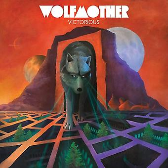 Wolfmother - victorioso [CD] USA importar