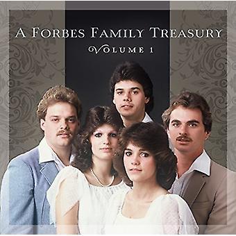 Forbes familien - Forbes familien Skatkammeret 1 [CD] USA import