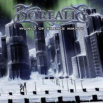 Borealis - värld av tystnad Mmxvii [CD] USA import