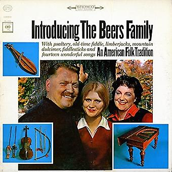 Beers Family - Introducing the Beers Family [CD] USA import