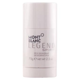 Montblanc Legend Spirit Deo Stick 75 Gr (Woman , Perfume , Deodorants)