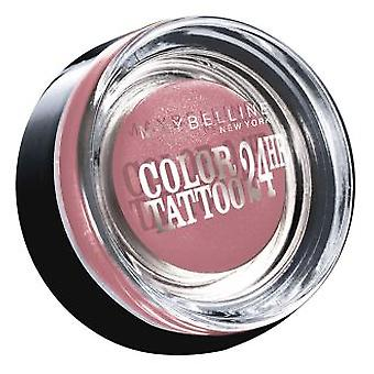 Maybelline Color Tattoo Eyeshadow 24H Gel-Cream (Make-up , Augen , Lidschatten)