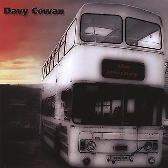 Davy Cowan - Reise [CD] USA import