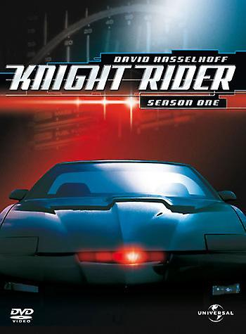Knight Rider-season 1 (DVD)