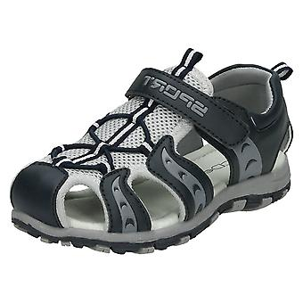 Boys JC Dees Casual Sporty Sandals N0040