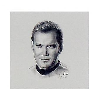Robert Tomlin Star Trek Captain James T Kirk By Robert Tomlin