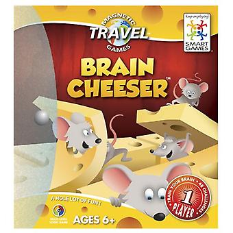 Smart Games Brain Cheeser (Toys , Boardgames , Logic And Ingenuity)