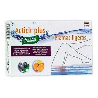 Santiveri Acticir Plus 60 Capsules (Herbalist's , Supplements)