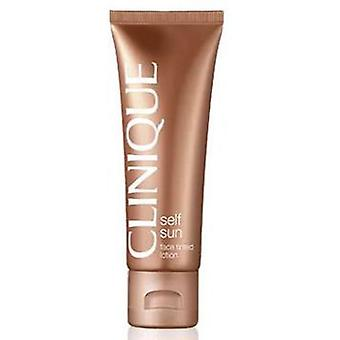 Clinique Sun Face Bronzing Gel Tinted
