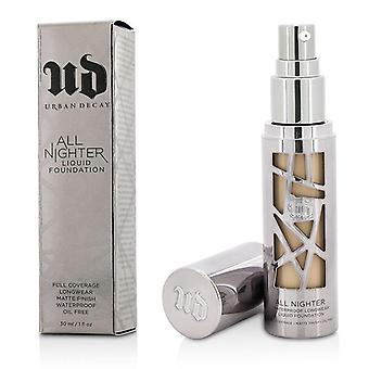 Urban Decay All Nighter flydende Foundation - # 4,5-30ml/1 ounce
