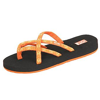 Teva Olowahu WS Hazel Orange 8761872   women shoes