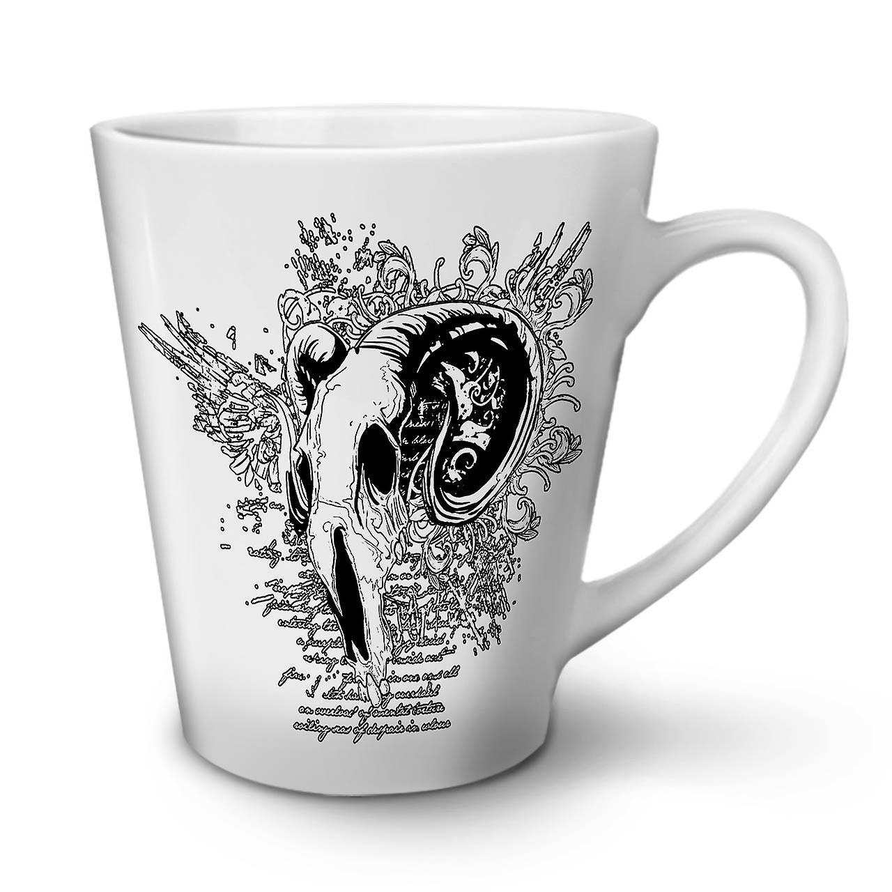12 Latte Céramique Nouvelle Mort Tasse Animal Café En OzWellcoda Blanche Chèvre qzVLGjpSUM