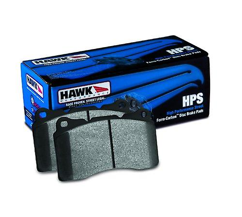 Hawk Performance (HK4538.544B) Sector 27 Rotor/Pad Kit